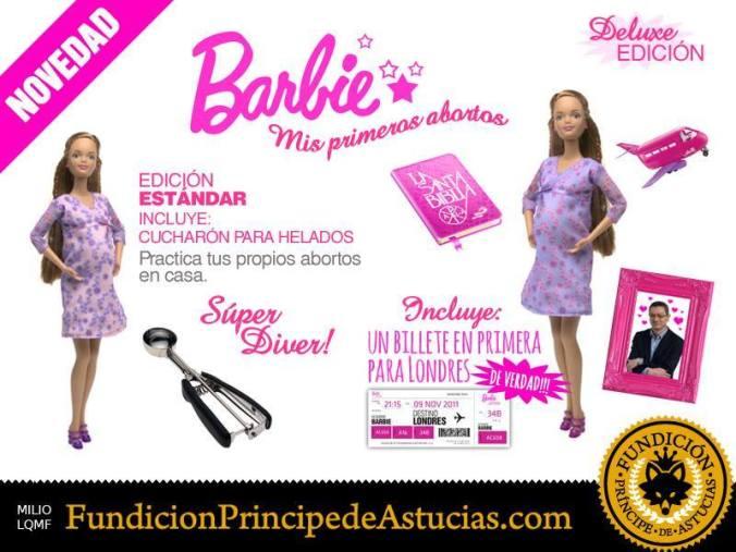 barbie abortos