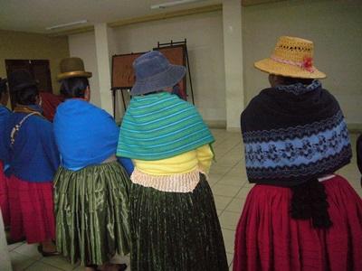 8 de marzo bolivia