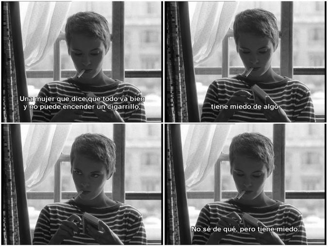 Al final de la escapada-A bout de souffle-Jean-Luc Godard-1960-miedo de algo copia