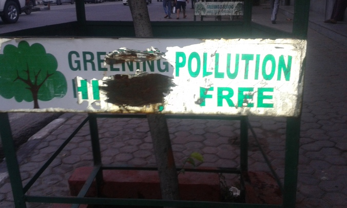 Cartel free polution delhi