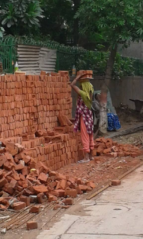 mujer dalit