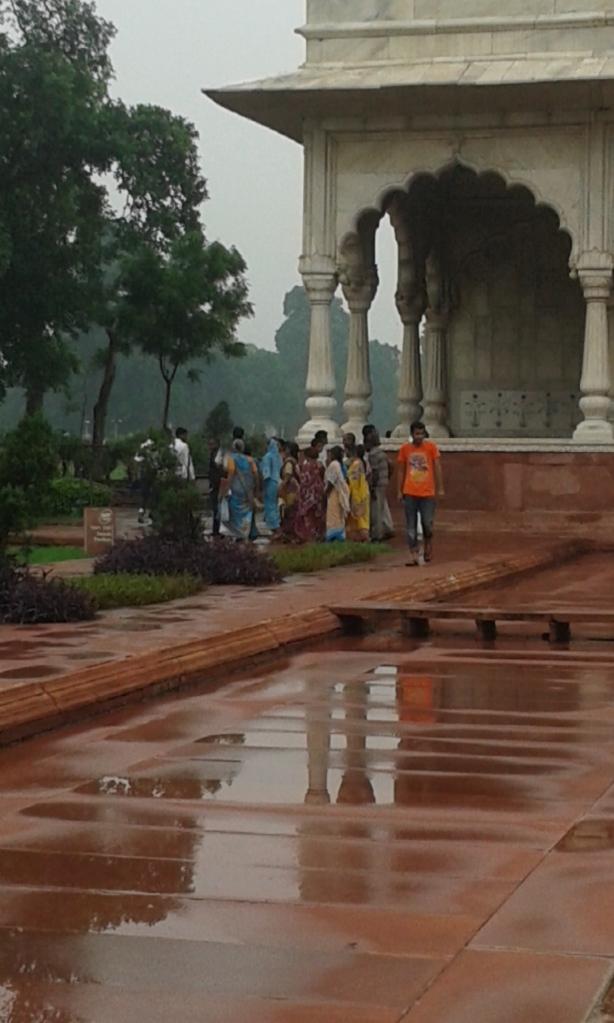 New & Old Delhi