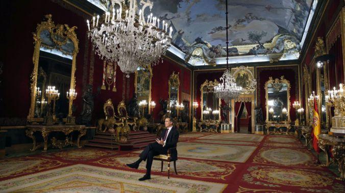 Palacio nochebuena