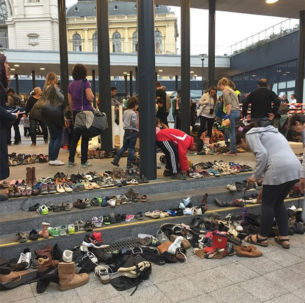 Zapatos estación