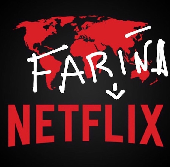 Fariña y Netflix