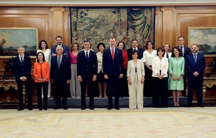 Ministros Rey